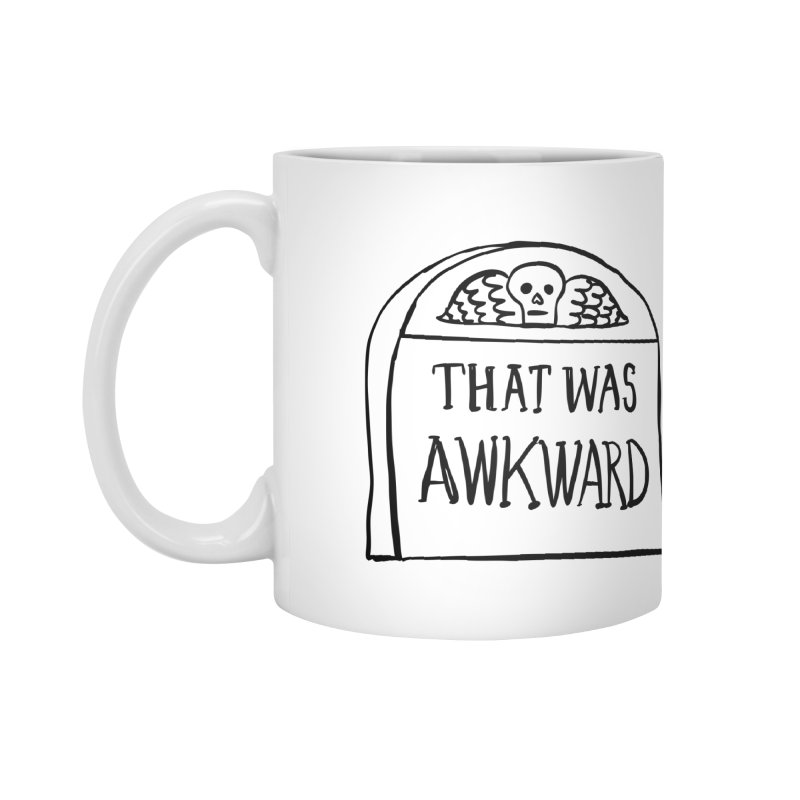 That Was Awkward Accessories Mug by Victory Screech Labs