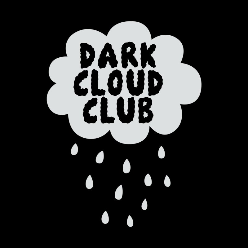 Dark Cloud Club V2 Men's Sweatshirt by Victory Screech Labs