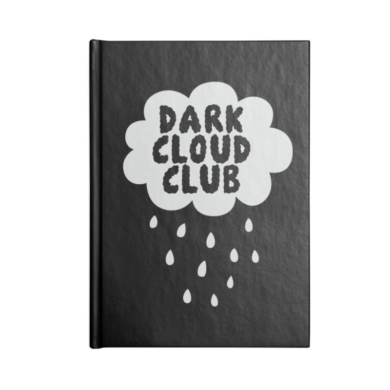 Dark Cloud Club V2 Accessories Notebook by Victory Screech Labs