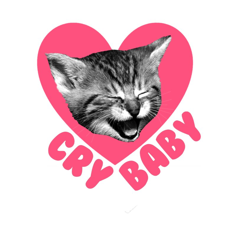Cry Baby Accessories Sticker by Victory Screech Labs