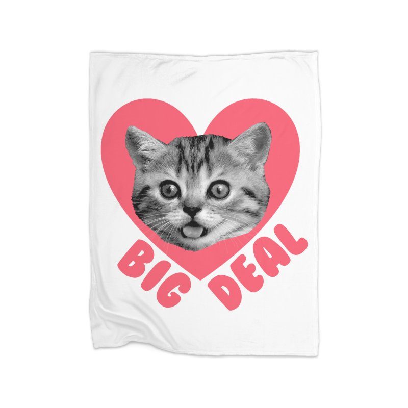Big Deal Home Blanket by Victory Screech Labs