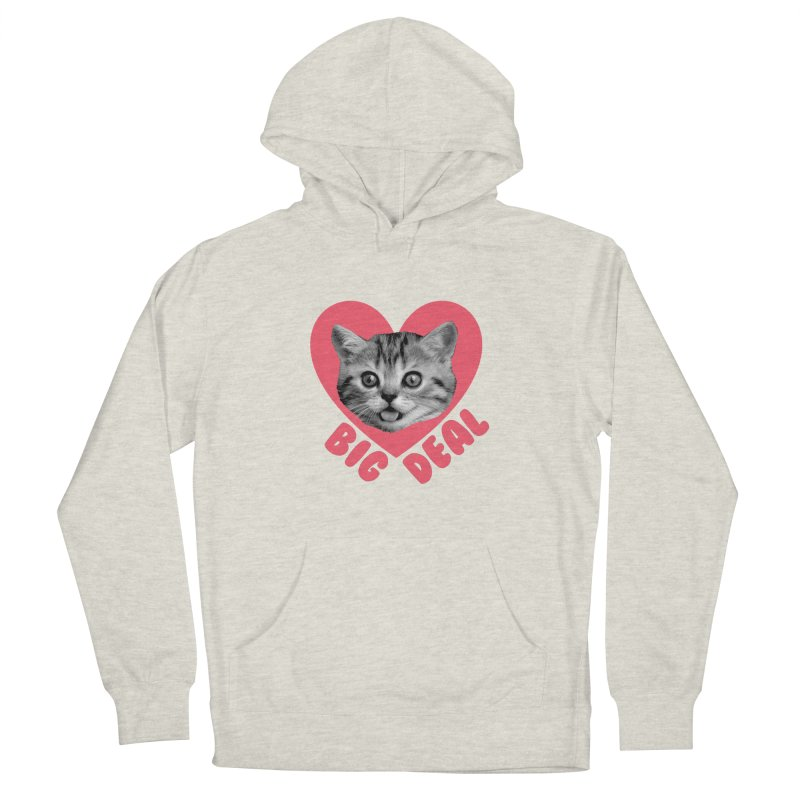 Big Deal Women's Pullover Hoody by Victory Screech Labs