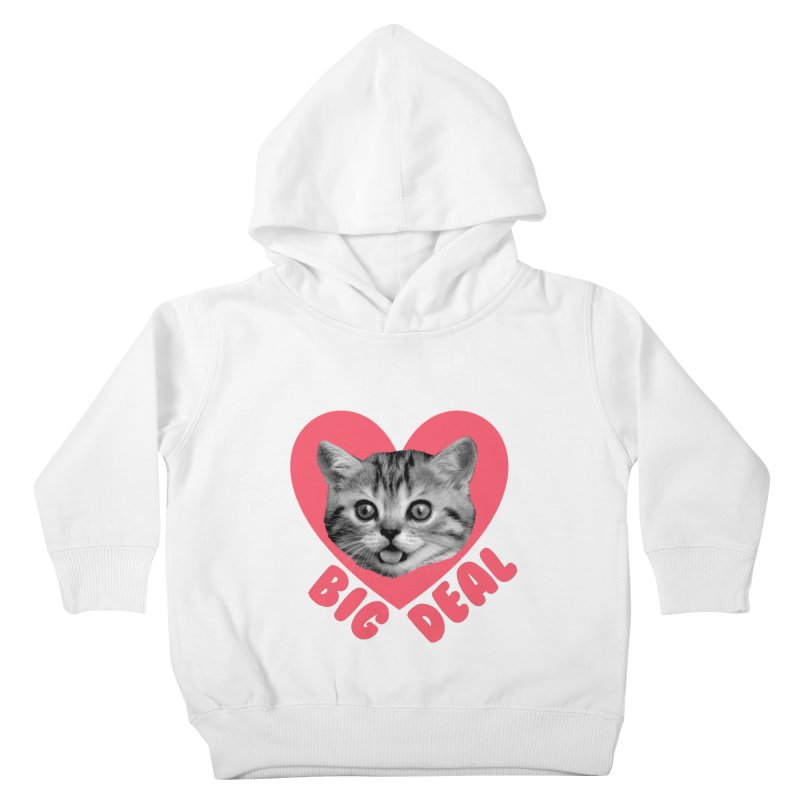Big Deal Kids Toddler Pullover Hoody by Victory Screech Labs