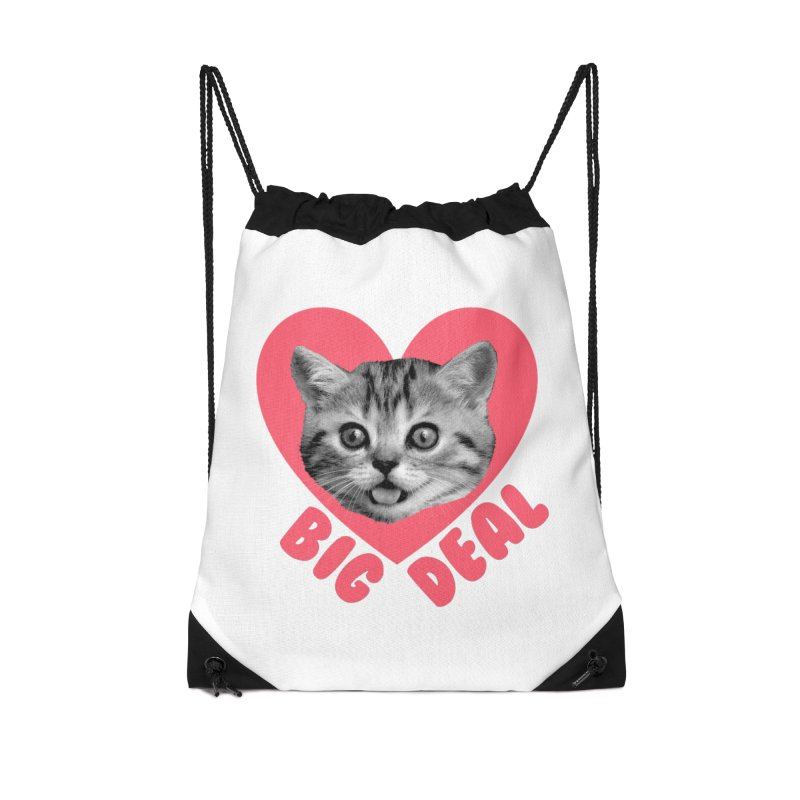 Big Deal Accessories Bag by Victory Screech Labs