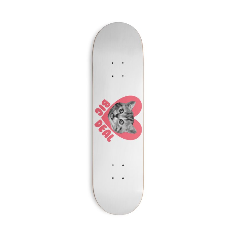 Big Deal Accessories Skateboard by Victory Screech Labs