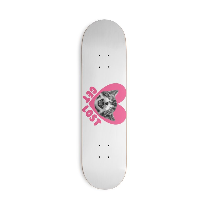 Get Lost Accessories Skateboard by Victory Screech Labs