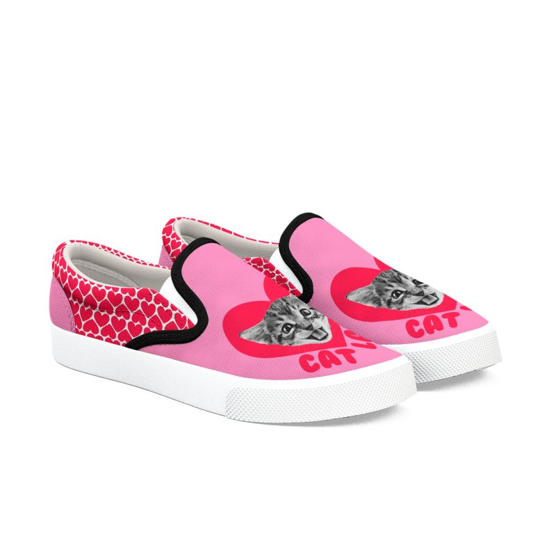 Cat Lady Women's Shoes by Victory Screech Labs