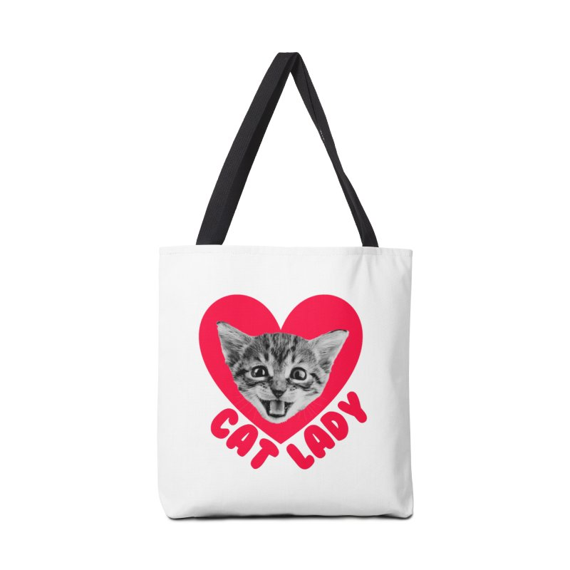 Cat Lady Accessories Bag by Victory Screech Labs