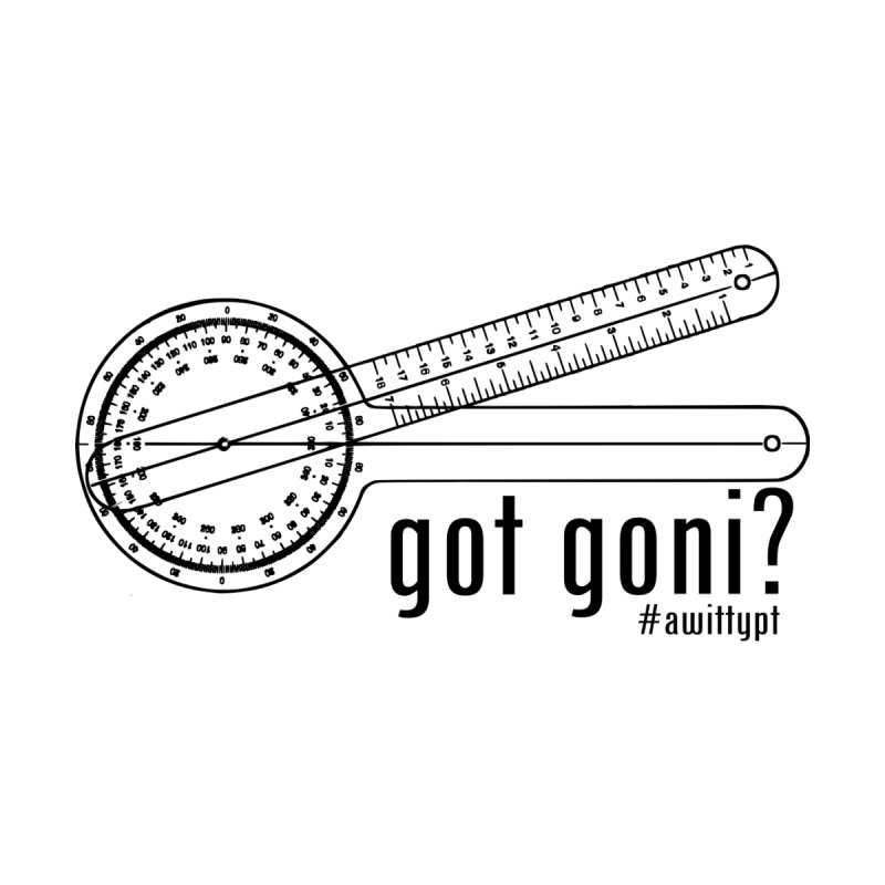 """""""got goni?"""" by A WittyPT's Artist Shop"""