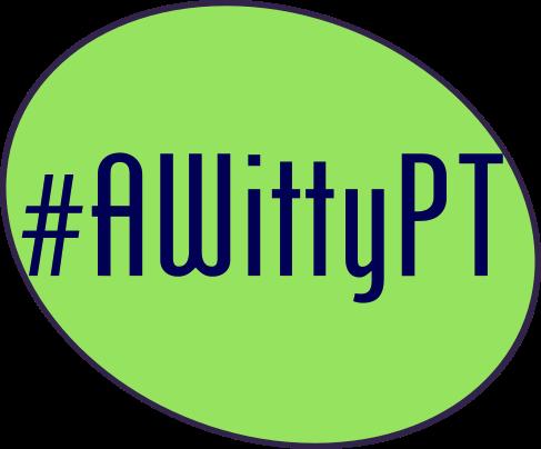A WittyPT's Artist Shop Logo