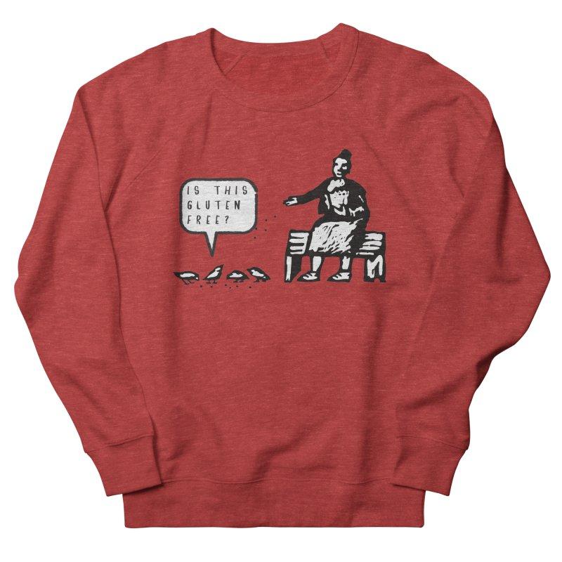 Is This Gluten Free Bird with Celiac Disease Men's Sweatshirt by Awkward Design Co. Artist Shop