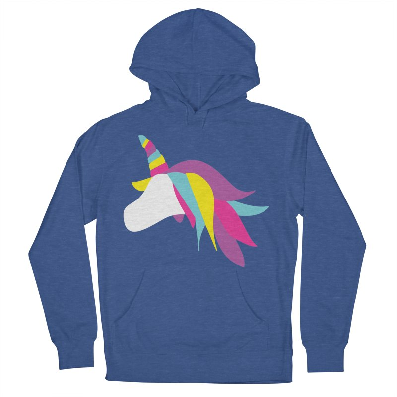 A Unicorn of a Different Color Women's Pullover Hoody by Awkward Design Co. Artist Shop