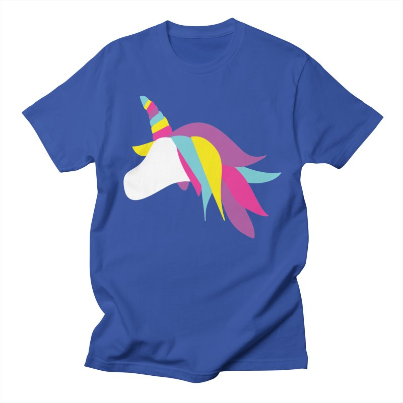 A Unicorn of a Different Color Women's Unisex T-Shirt by Awkward Design Co. Artist Shop