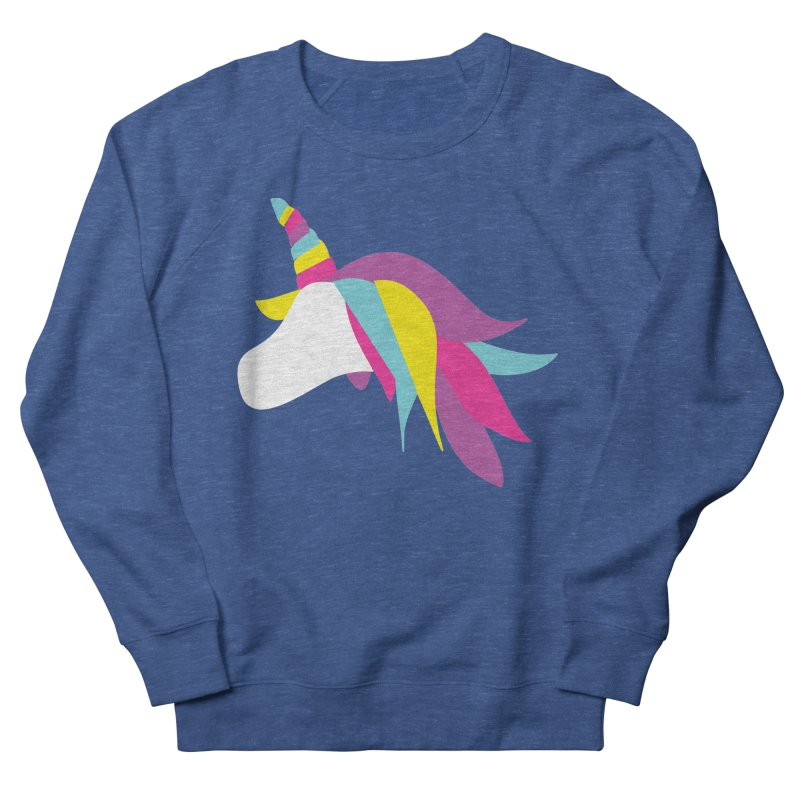 A Unicorn of a Different Color Women's Sweatshirt by Awkward Design Co. Artist Shop