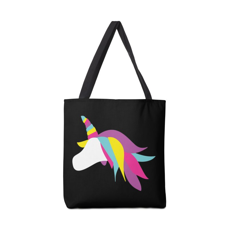 A Unicorn of a Different Color Accessories Bag by Awkward Design Co. Artist Shop