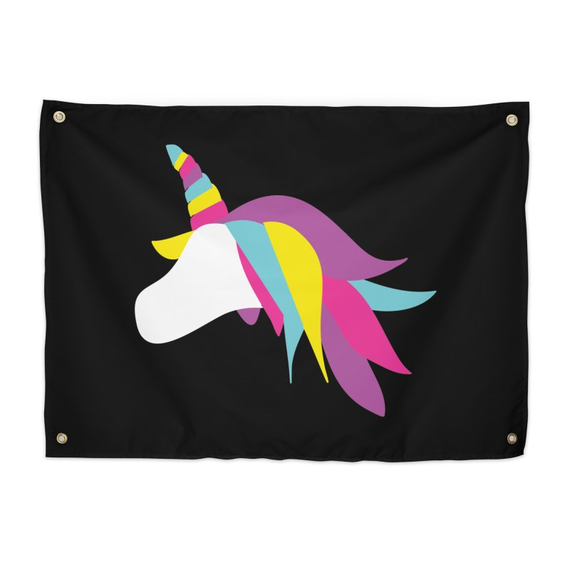 A Unicorn of a Different Color Home Tapestry by Awkward Design Co. Artist Shop