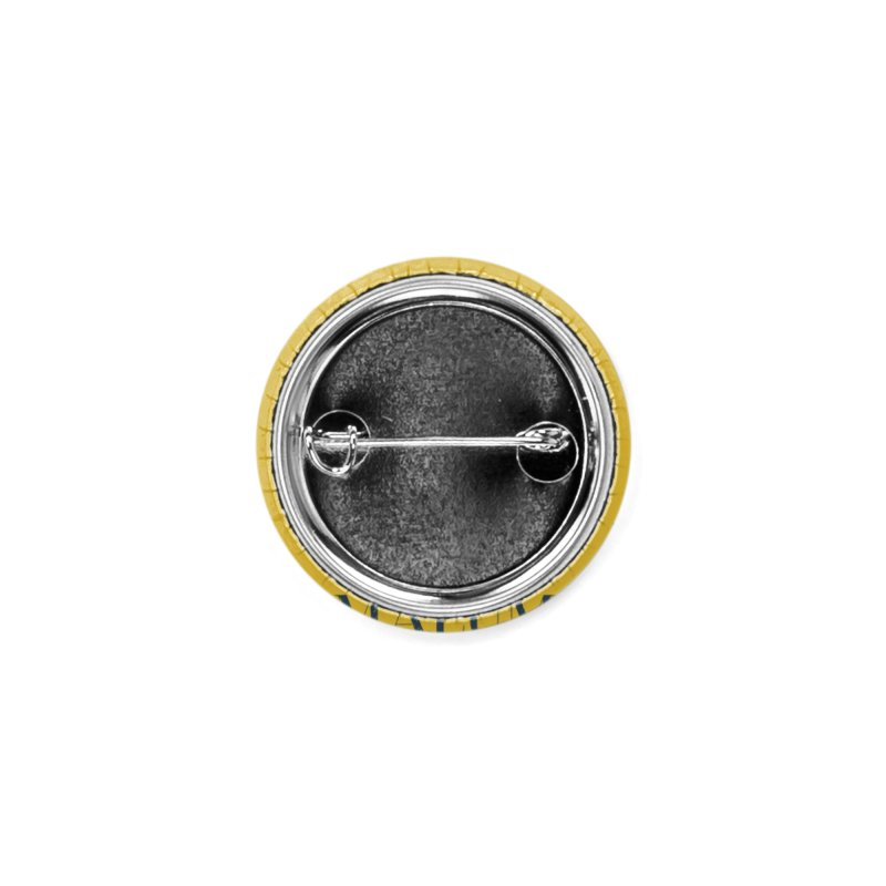 Vince in bono malum - Overcome evil with good (Rom 12:21) Accessories Button by A Worthy Manner Goods & Clothing