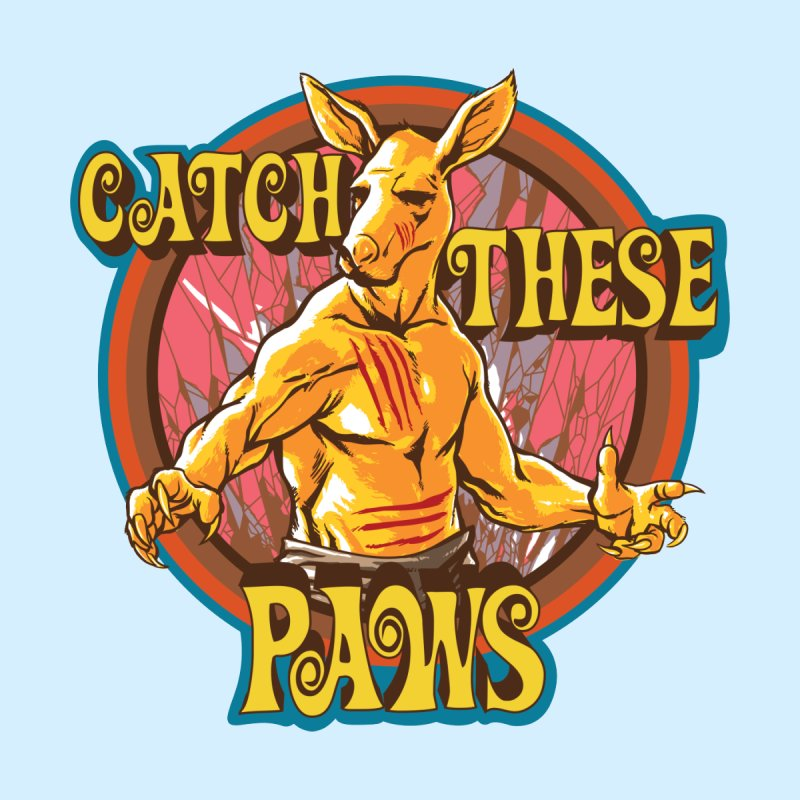 Catch These PAWS by Michael Axt's Artist Shop
