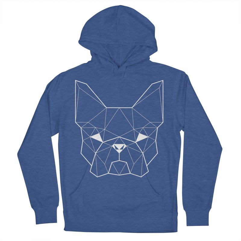 French Geometry Men's Pullover Hoody by ayarti's Artist Shop