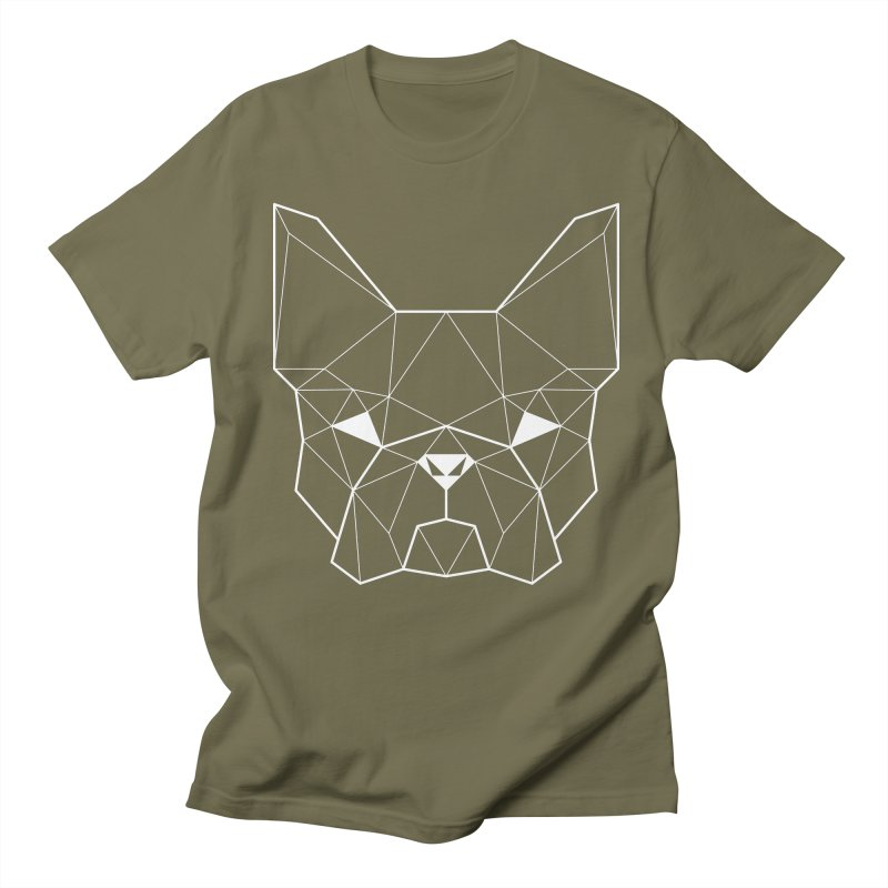 French Geometry Men's T-Shirt by ayarti's Artist Shop