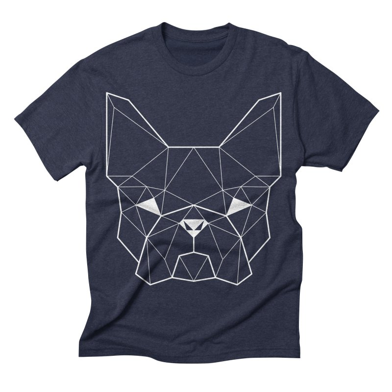 French Geometry Men's Triblend T-shirt by ayarti's Artist Shop