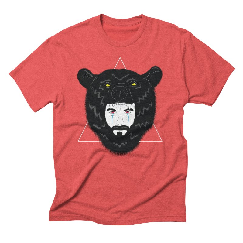 Elder Men's Triblend T-shirt by ayarti's Artist Shop