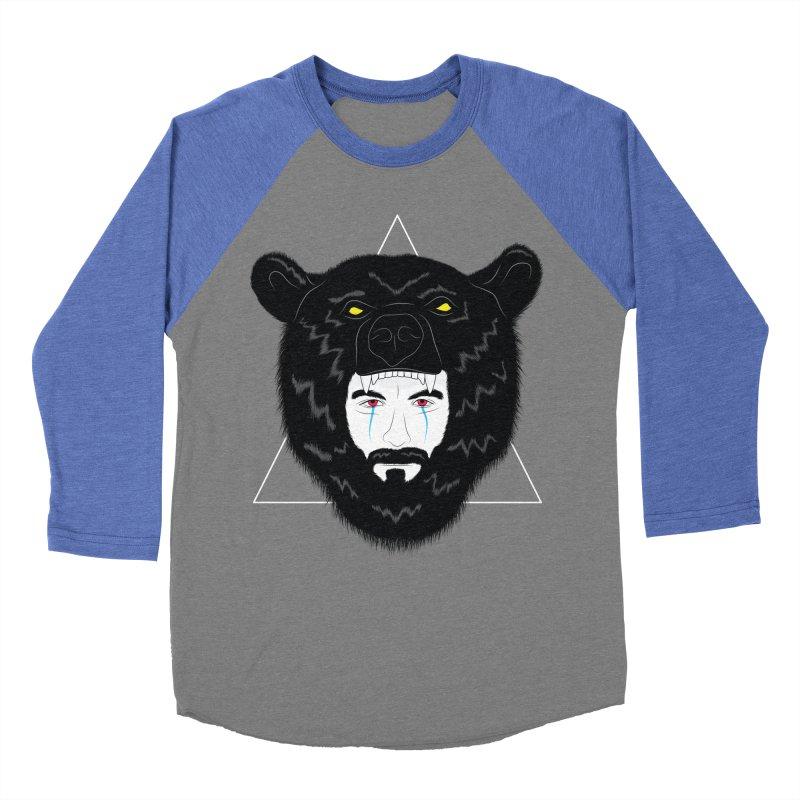 Elder Men's Baseball Triblend T-Shirt by ayarti's Artist Shop