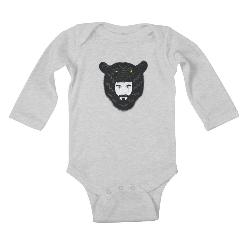 Elder Kids Baby Longsleeve Bodysuit by ayarti's Artist Shop