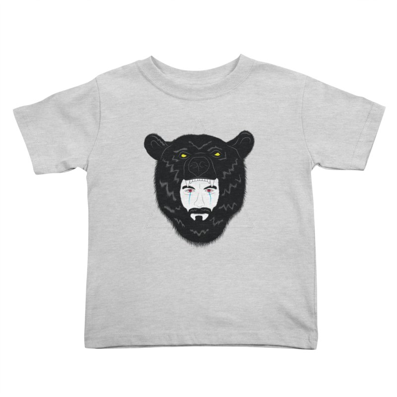 Elder Kids Toddler T-Shirt by ayarti's Artist Shop