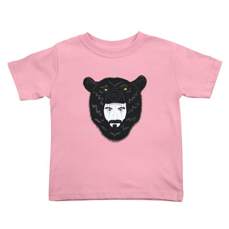 Elder Kids Toddler T-Shirt by ayarti's Artist Shop
