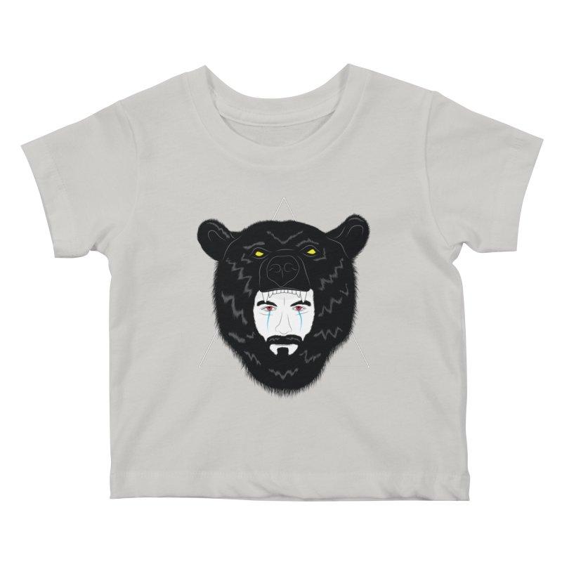 Elder Kids Baby T-Shirt by ayarti's Artist Shop