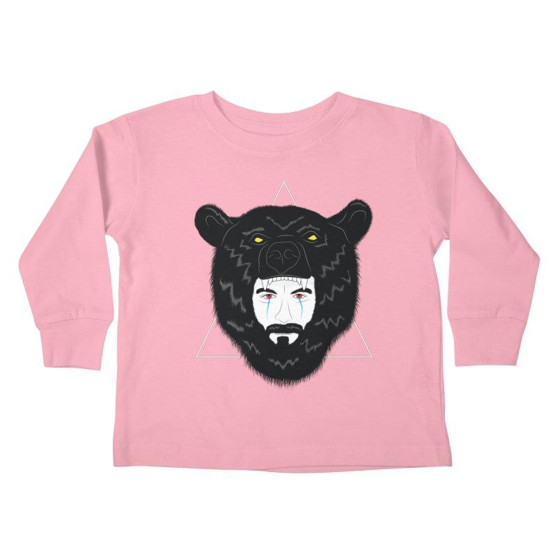 Elder Kids Toddler Longsleeve T-Shirt by ayarti's Artist Shop