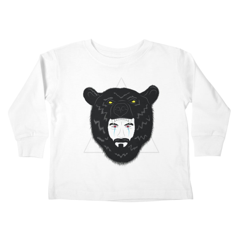 Elder Kids Toddler Longsleeve T-Shirt by ayarti's Artist Shop