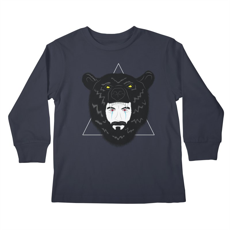 Elder Kids Longsleeve T-Shirt by ayarti's Artist Shop