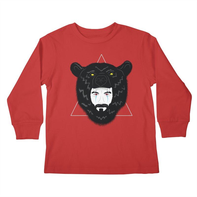 Elder Kids Longsleeve T-Shirt by ayarti's Artist Shop