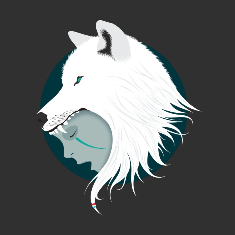 Boy Cries Wolf None  by ayarti's Artist Shop
