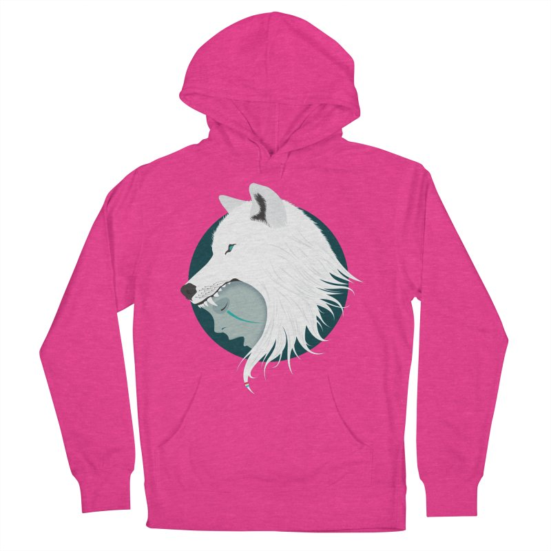 Boy Cries Wolf Men's Pullover Hoody by ayarti's Artist Shop