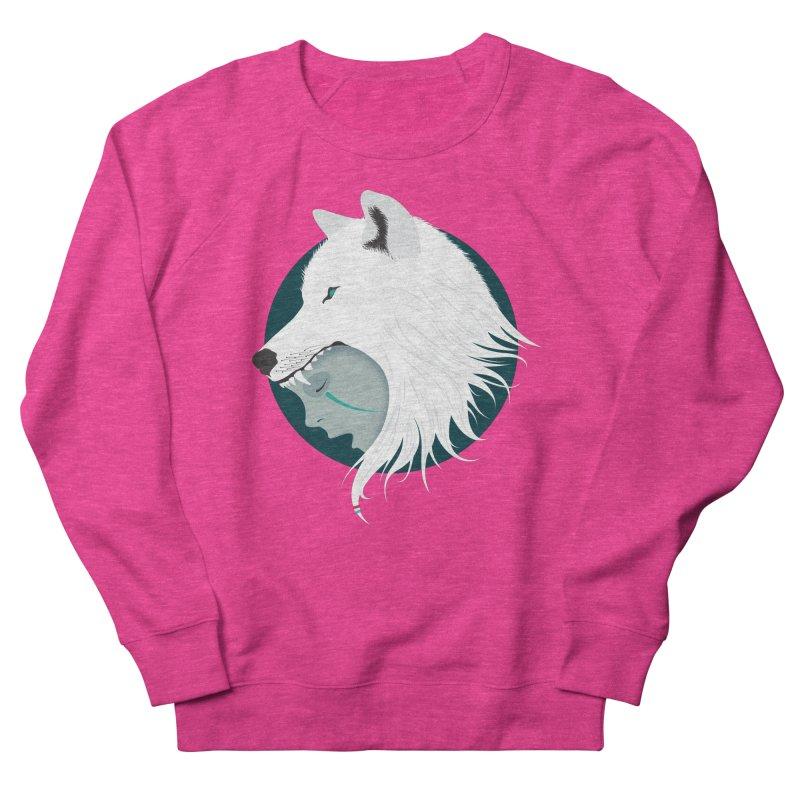 Boy Cries Wolf Men's Sweatshirt by ayarti's Artist Shop