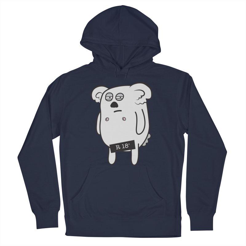 Koala Bare Women's Pullover Hoody by ayarti's Artist Shop