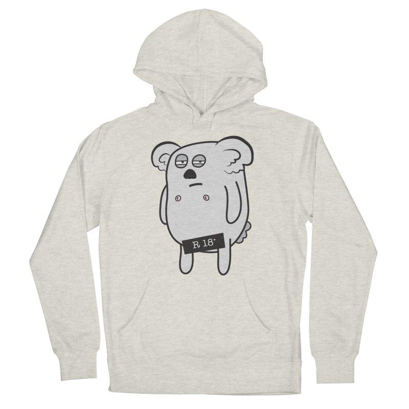Koala Bare Men's Pullover Hoody by ayarti's Artist Shop