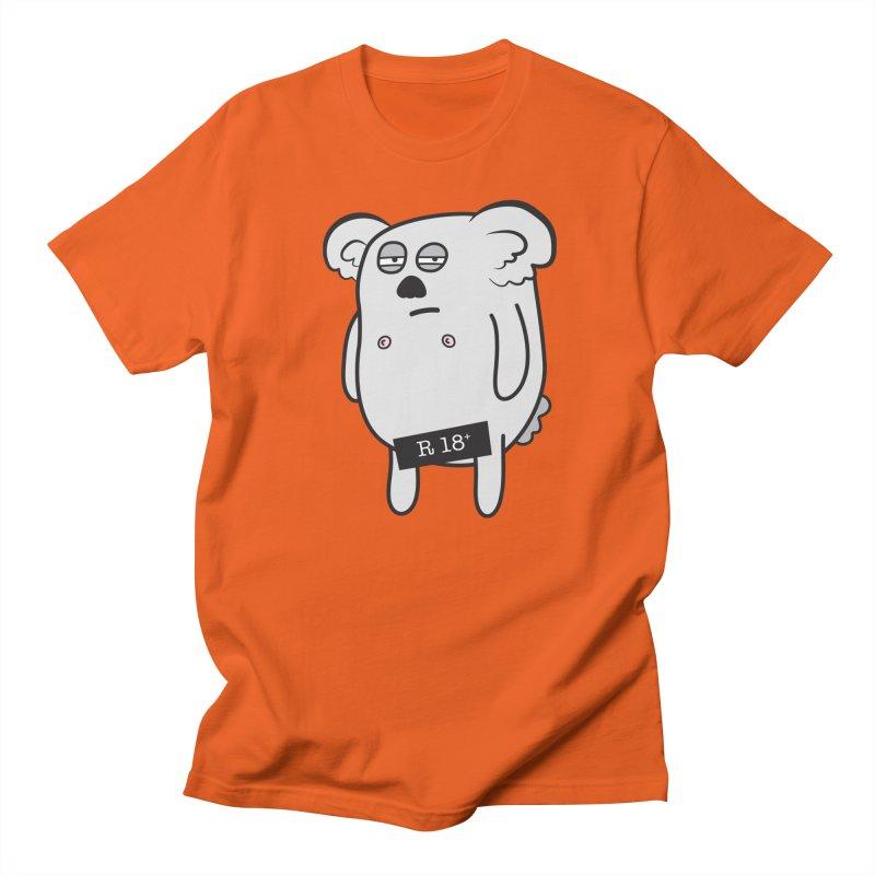 Koala Bare Men's T-Shirt by ayarti's Artist Shop