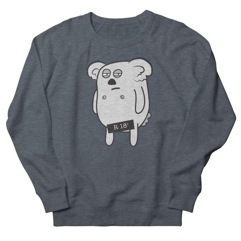 Koala Bare Women's Sweatshirt by ayarti's Artist Shop