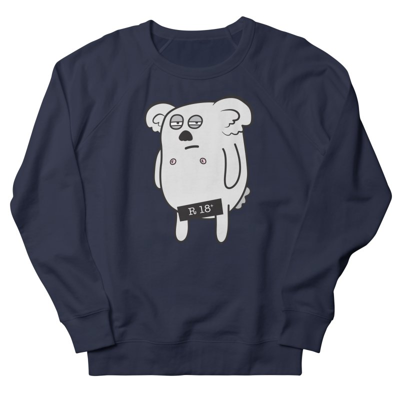 Koala Bare Men's Sweatshirt by ayarti's Artist Shop