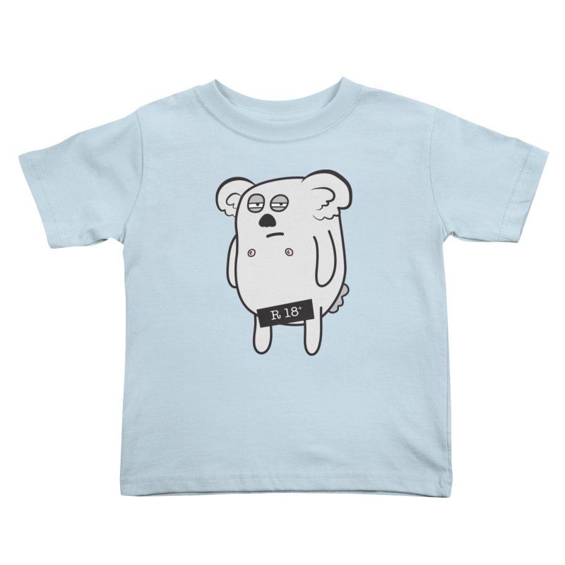 Koala Bare Kids Toddler T-Shirt by ayarti's Artist Shop