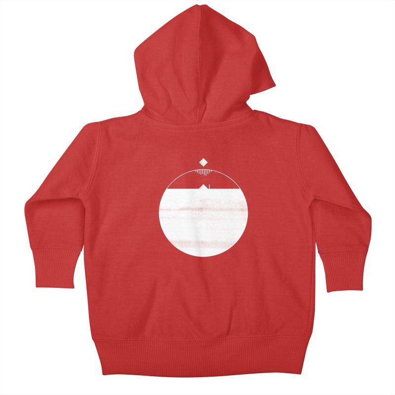 Ramiel Kids Baby Zip-Up Hoody by ayarti's Artist Shop