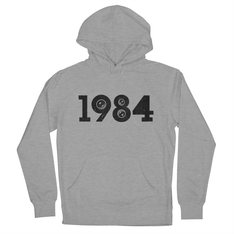 1984 Men's Pullover Hoody by ayarti's Artist Shop