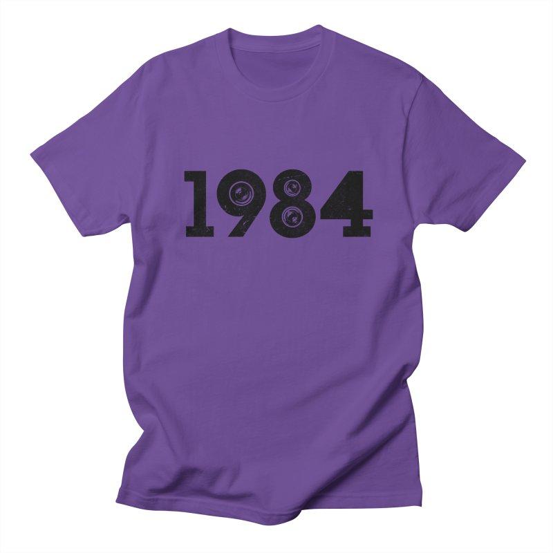 1984 Men's T-Shirt by ayarti's Artist Shop