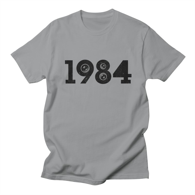 1984 Men's T-shirt by ayarti's Artist Shop