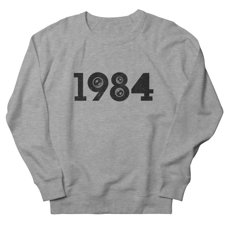 1984 Men's Sweatshirt by ayarti's Artist Shop