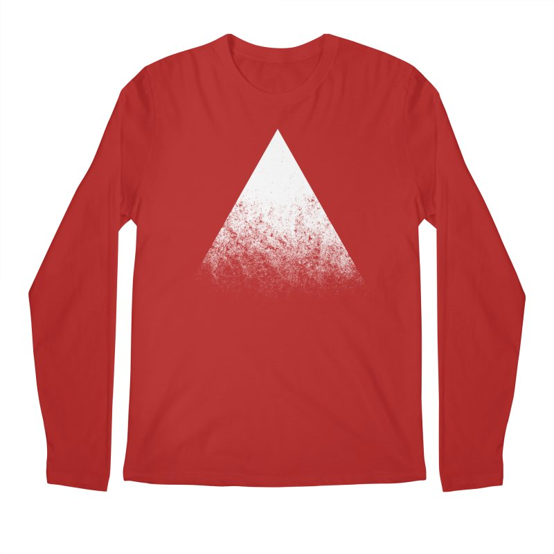 Summit Men's Longsleeve T-Shirt by ayarti's Artist Shop